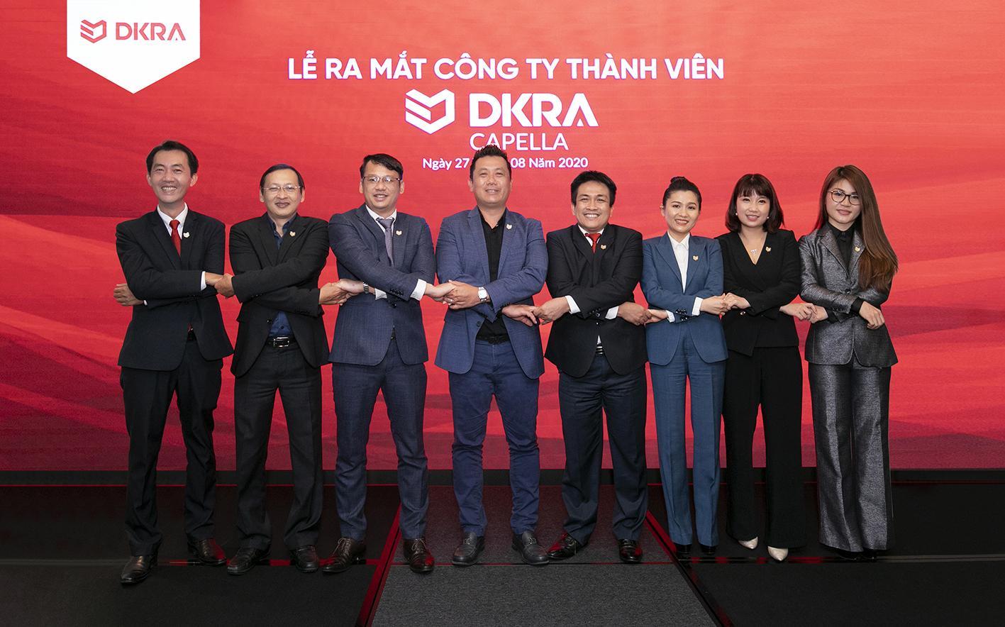 DKRA Vietnam ra mắt thương hiệu DKRA Capella