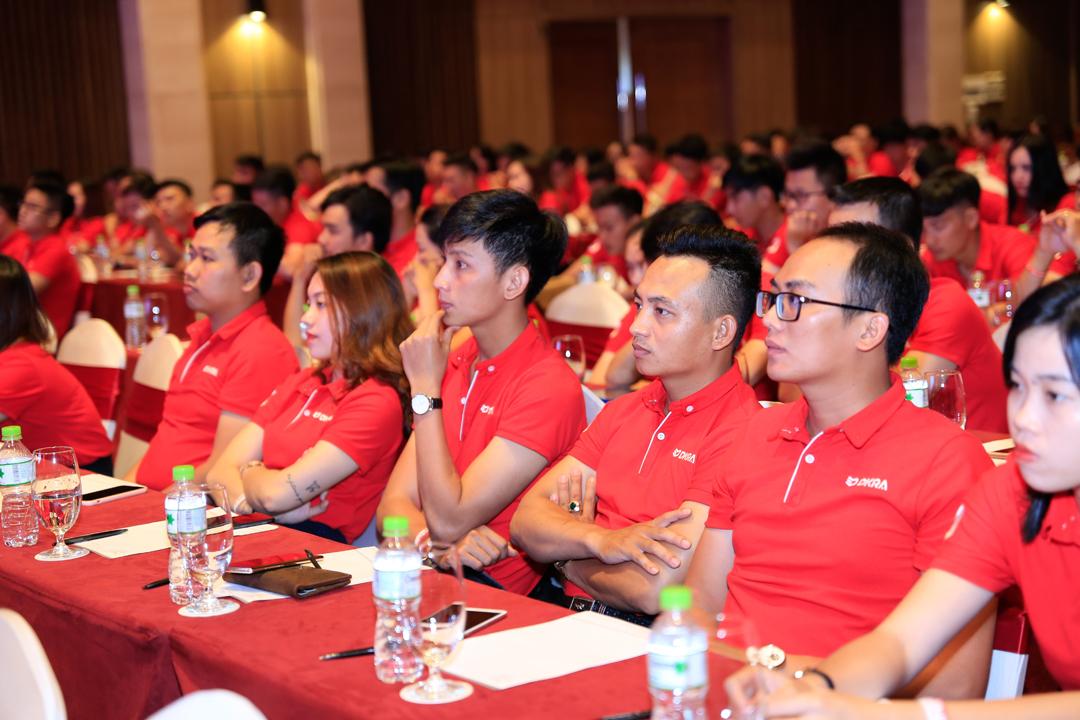 DKRA Vietnam khuấy động thành phố biển đà nẵng