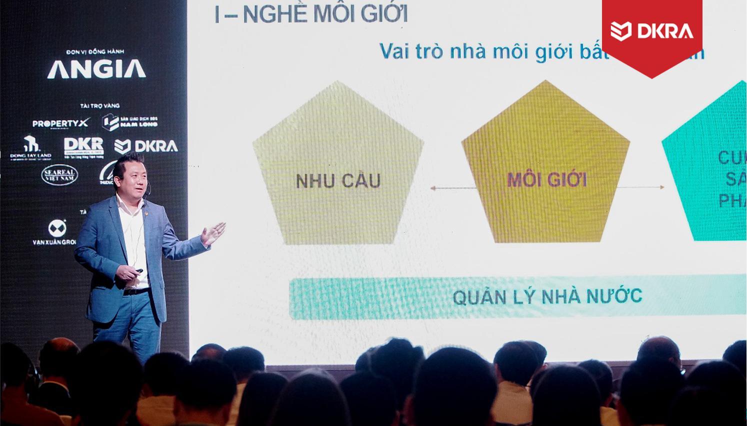 CEO DKRA Vietnam đẩy mạnh chuyên nghiệp hóa nghề môi giới Bất động sản