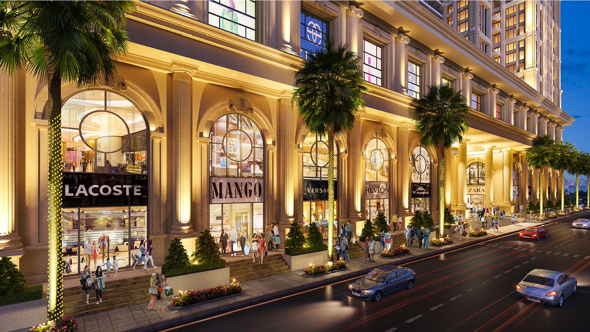 DKRA Vietnam hừng hực khí thế chinh phục mục tiêu kinh doanh từ Dự án Rome by Diamond Lotus