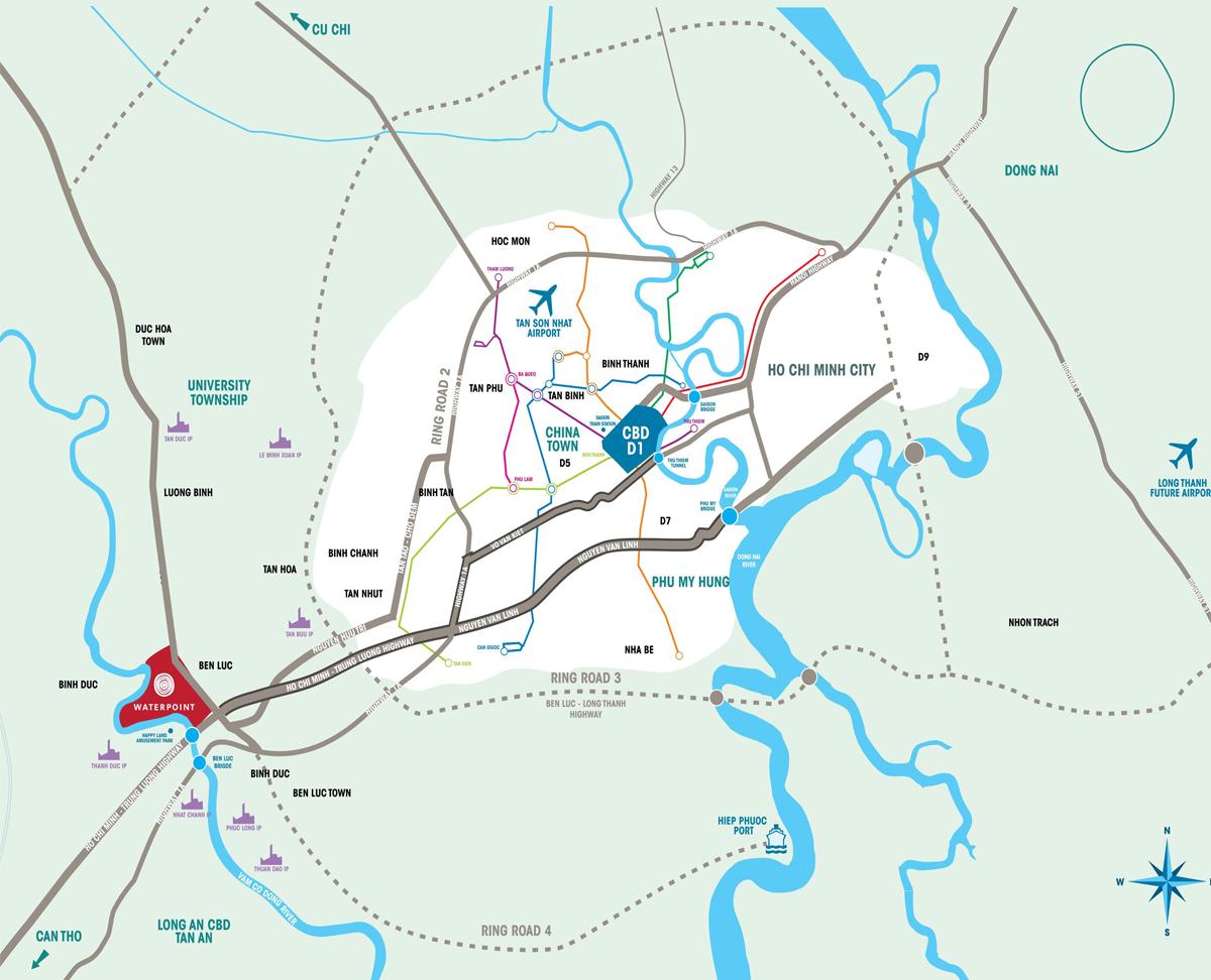 WATERPOINT - RIVERSIDE COMMUNITY